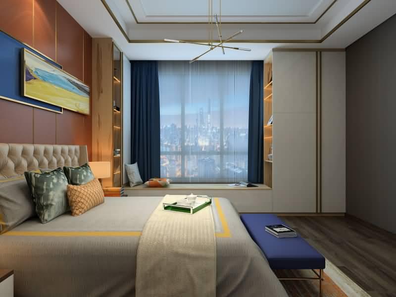 幻乐境 卧室空间