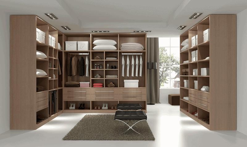 实木整体衣柜十大排名