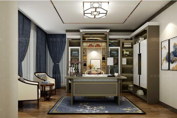 新中式家具全屋定制